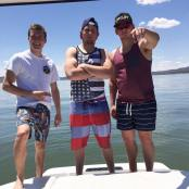 Brother Nick, Brother Devon, and Brother Jeff - May 2016