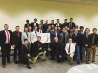 Chartering with Nationals - April 2016