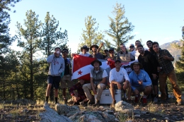 Brotherhood camping trip - September 2017