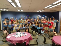 Painting with Pi Beta Phi! - October 2016