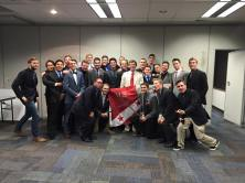 New Brother from the Fall 2015 class - November 2015
