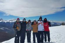 Brother ski trip - February 2015