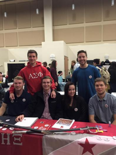 Club Fair - January 2015
