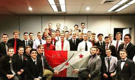 New Brothers from the Fall 2016 class - November 2016