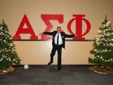 Our GCA Mike Bell at our formal! - December 2017