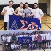 3v3 Philanthropy basketball Tournament - March 2017