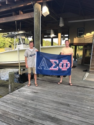 Nick and Aaron in Alabama! - June 2017