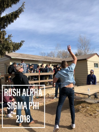 Spring 2018 BBQ Rush Event - January 2018
