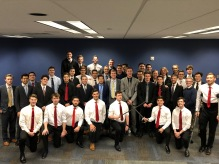 Spring 2018 New Member Ceremony - February 2018