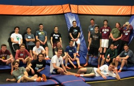 Sky Zone Brotherhood Event - March 2018
