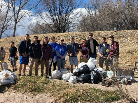 Clean the Stream - March 2018