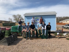 Habitat for Humanity - April 2018