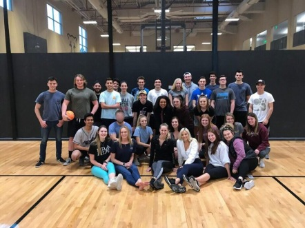 Social with Pi Phi - March 2018