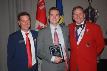 Nick Smith Inducted into Undergraduate Hall of Fame - June 2018