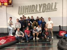 Whirly Ball Brotherhood Event - Spring 2020